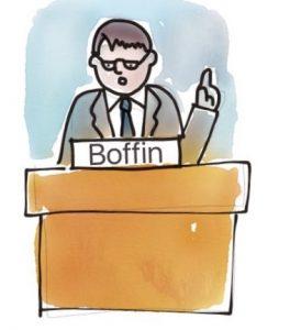Expert Witness in the Dock